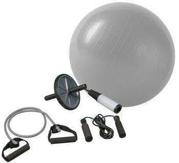 Fitnes sada pre posilňovanie a rehabilitáciu