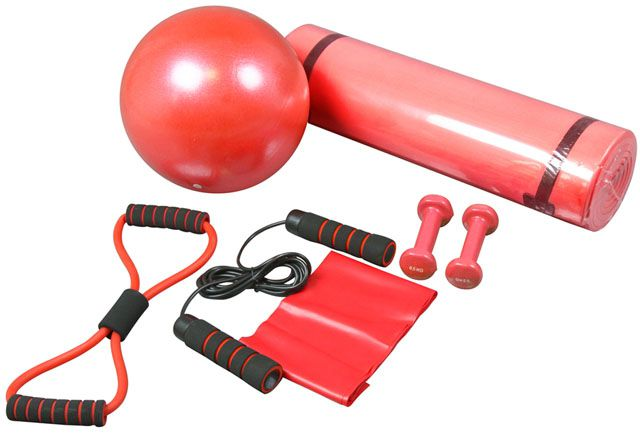 Fitness sada posilňovacia