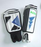 Futbalové plastové chrániče holení veľkosť S