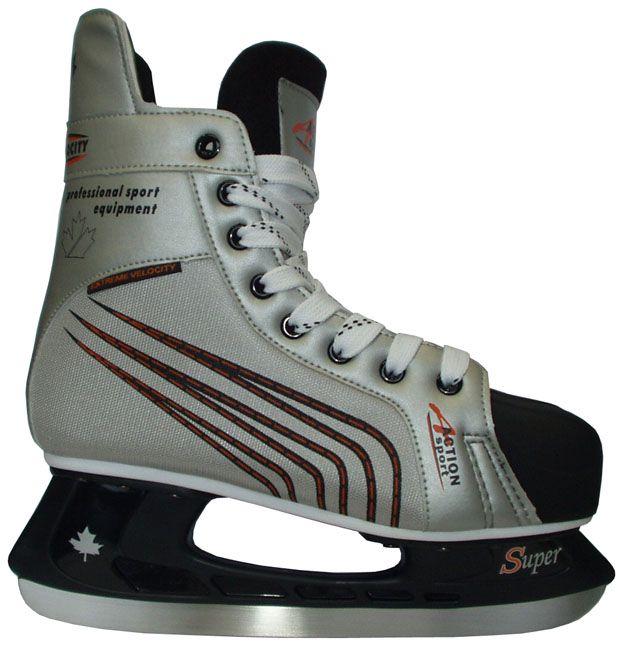 Hokejové korčule - rekreačný kategórie, veľ. 37