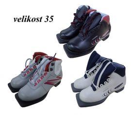 Bežecké topánky 75 mm veľ. 35