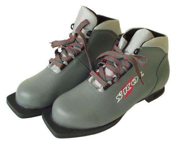 Topánky na bežky 75 mm veľ. 43