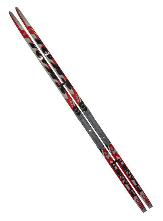 Bežecké lyže s viazaním NNN - 180 cm