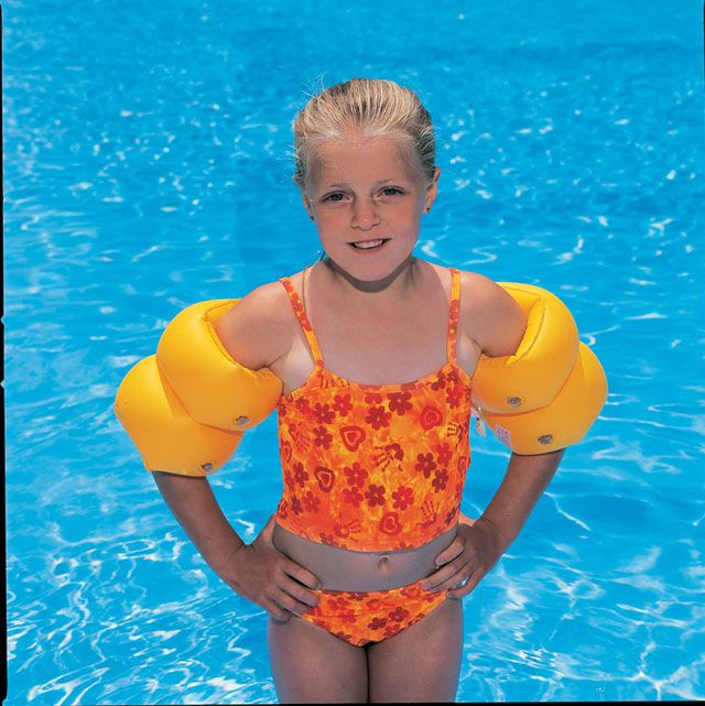 rukávky plavecké