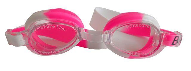 Juniorské plavecké okuliare - silikónové