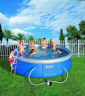 Samozostaviteľný záhradný bazén 457 x 107 cm s príslušenstvom
