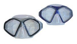 Potápačské silikónové okuliare pre dospelých