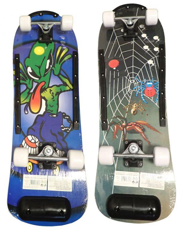 Skateboard farebný