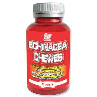 ECHINACEA CHEWES + Vitamín C - 60 cps