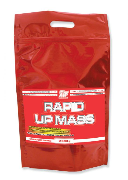 RAPID UP MASS 2,5 kg - vanilka