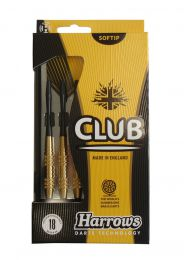 Harrows SOFT CLUB BRASS 18g