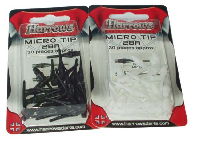 Hroty k šípkam Harrows Micro