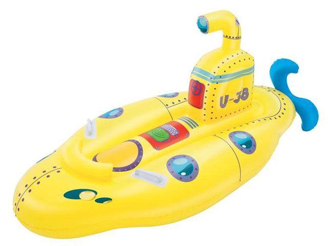 Nafukovacie lehátko - ponorka
