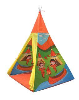 Detský indiánsky stan - teepee