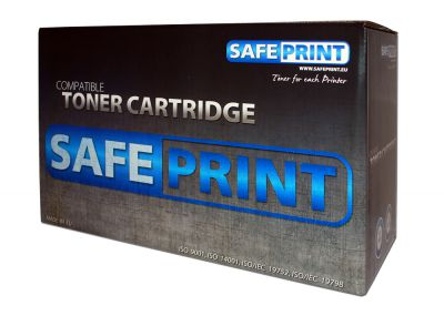 Toner Safeprint 43865708 kompatibilní černý pro OKI C5650/C5750 (8000str./5%)