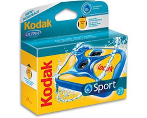 Fotoaparát Kodak Neptun Aquasport do 15 m, 27 snímkov