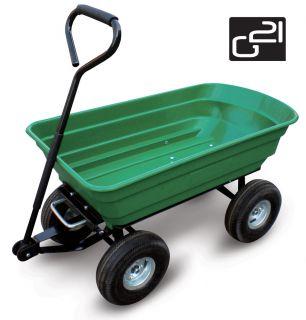 Záhradný vozík G21 GA 75