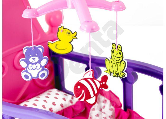 Detská postieľka G21 pre bábiky