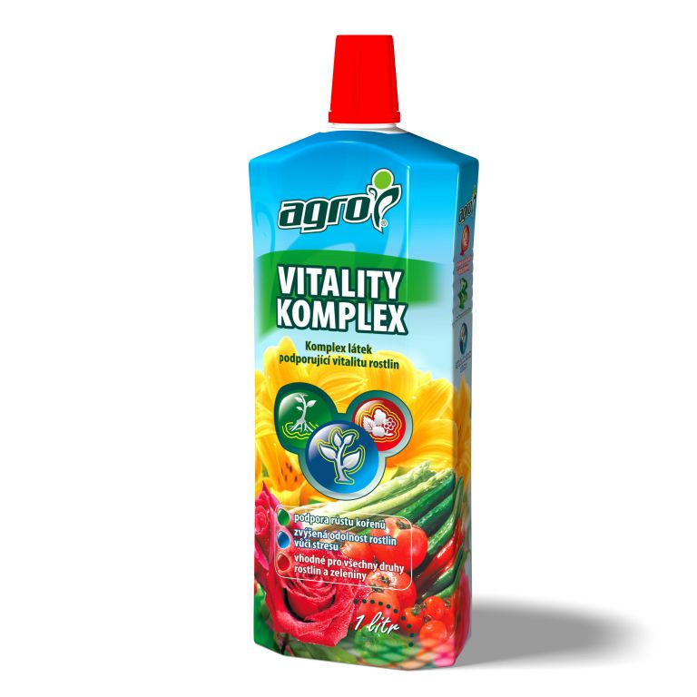Hnojivo Agro  Vitality Komplex kvapalný 0.5 l