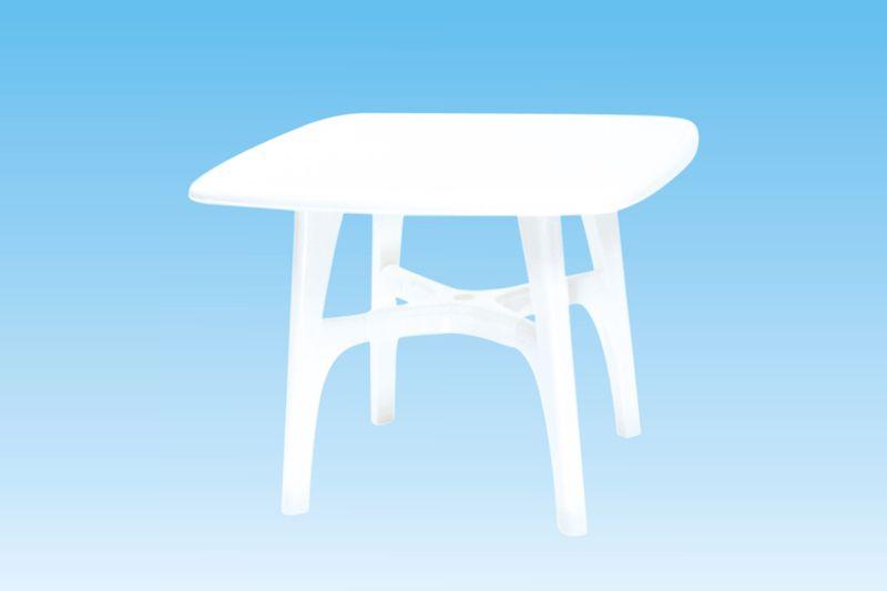 Plastový stôl G21 93x93x72cm