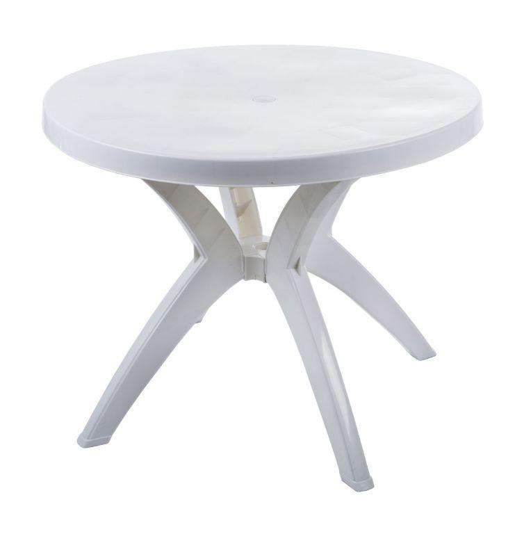 Plastový stôl G21 priemer 92cm výška 72cm