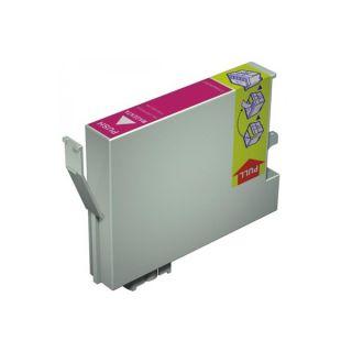 Inkoust T0713 kompatibilní purpurová pro Epson Stylus D78 (15ml)