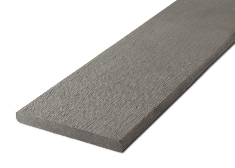 Ukončovacia lišta G21 plochá 0,9*9*200 cm, Incana mat. WPC