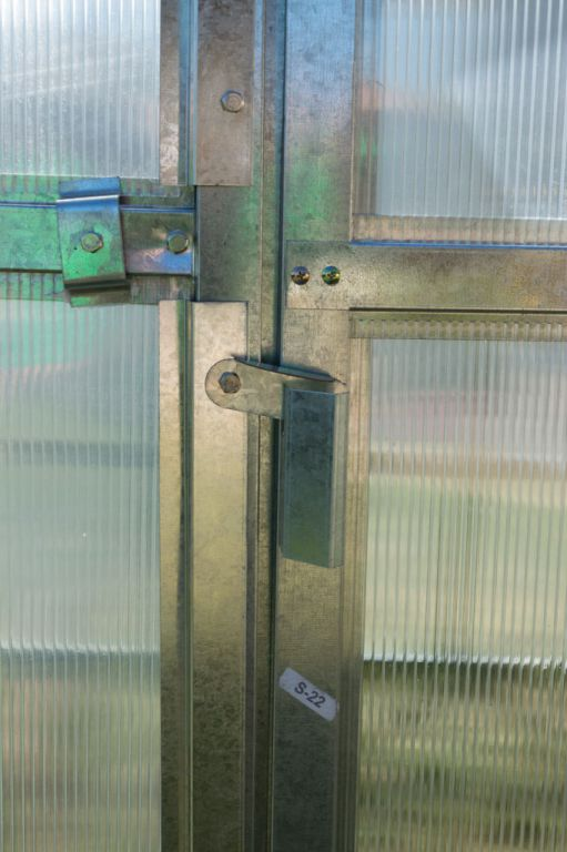 Skleník G21 GZ 59 - 251 x 311 cm, pozinkovaný