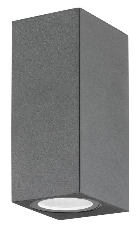 Nástenné osvetlenie Nova Luce Nero S, 15 cm