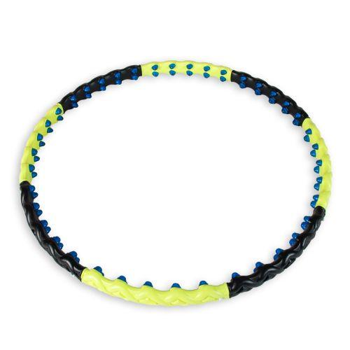 Hula Hoop masážna obruč na cvičenie, 110 cm