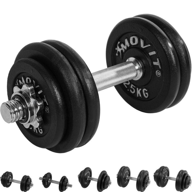MOVIT Profesionálna činka 15 kg