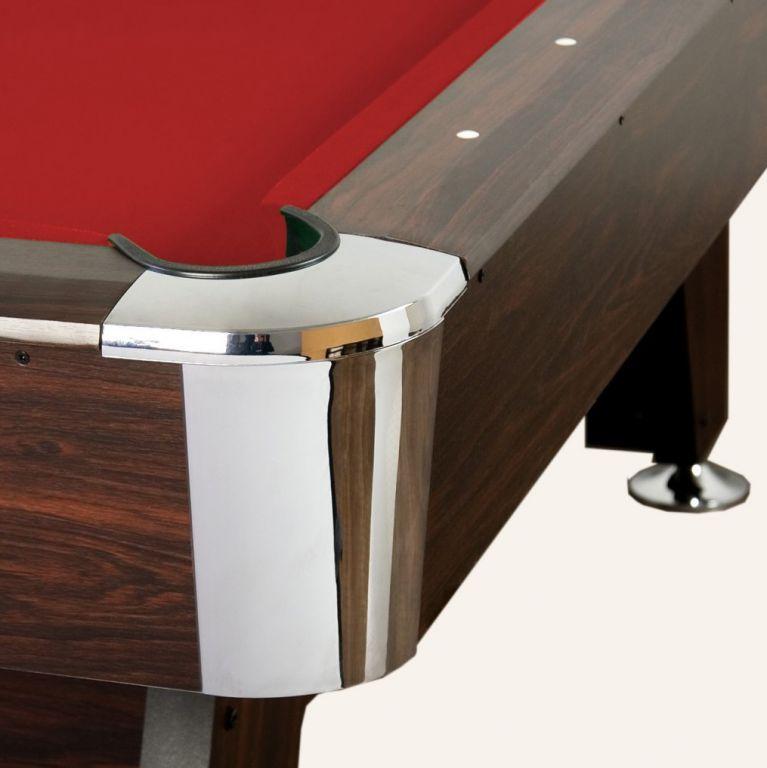 Biliardový stôl pool biliard biliard 8 ft - s vybavením