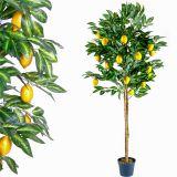 Umelá kvetina - Citron strom 184 cm