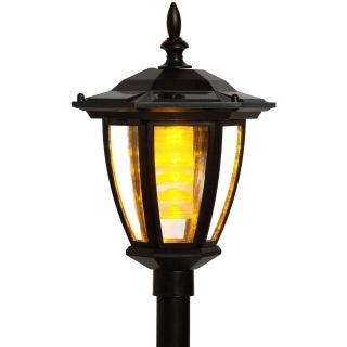 Solárne záhradné závesné svietidlo lampáš