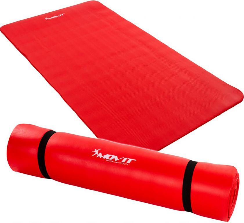 Podložka na jógu 190 x 100 x 1,5 cm – červená