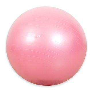 Gymnastická lopta Movit - ružová 65 cm