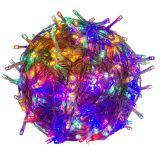 LED osvetlenie 10 m - farebné, 100 diód