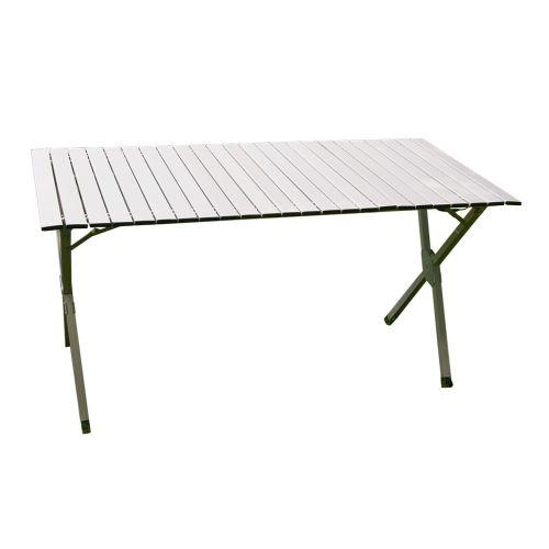 Skladací kempingový stôl