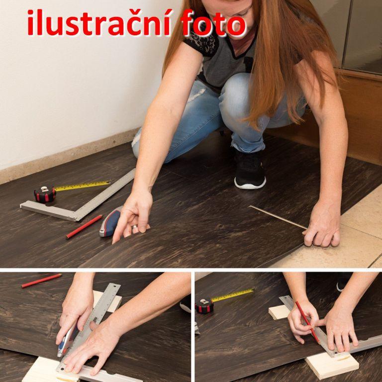 Vinylová podlaha STILISTA 5,07 m2 - borovice
