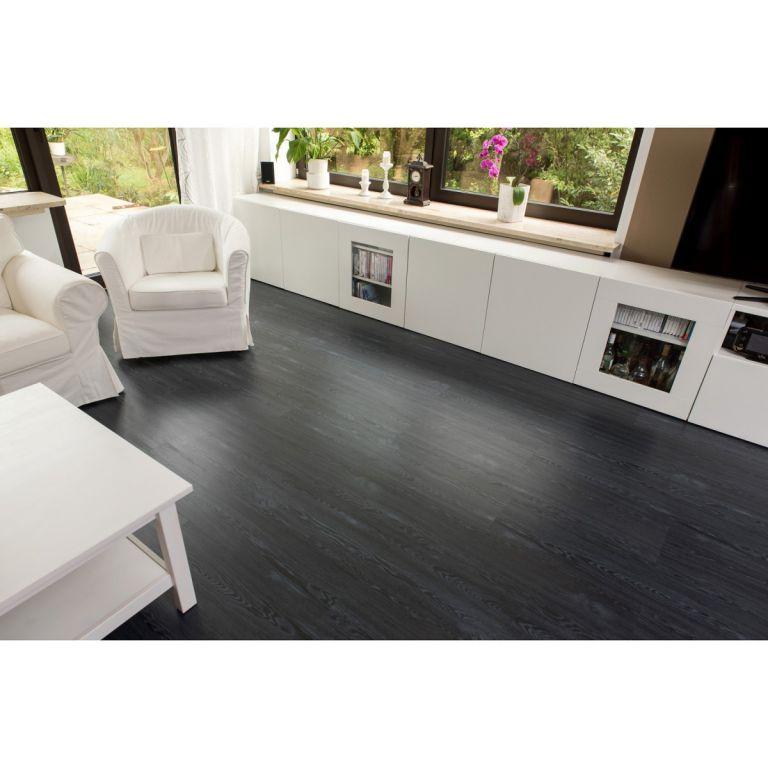Vinylová podlaha STILISTA 5,07 m2 - černý dub