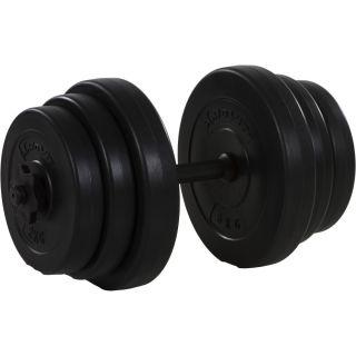 Jednoručná posilňovacia činka MOVIT 1 x 20 kg