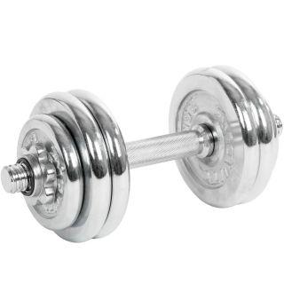 Jednoručná činka MOVIT XXL 25 kg