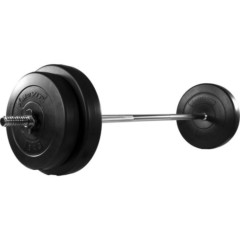Vzpieračský set MOVIT, 30 kg