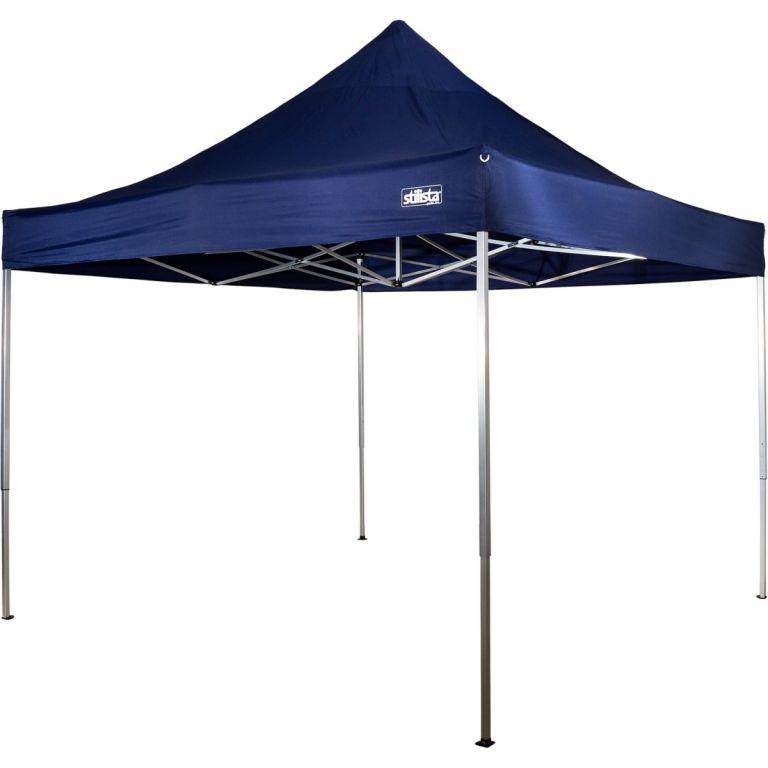 STILISTA 43254 Záhradný párty stan nožnicový 3 x 3 m - modrá