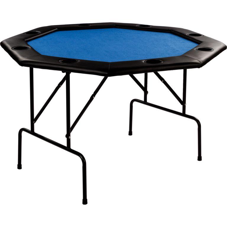 Pokrový stôl - modrý