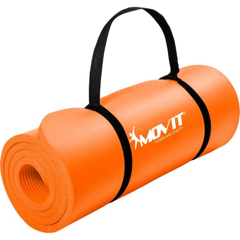 Gymnastická podložka MOVIT 183 x 60 x 1 cm - marhuľová