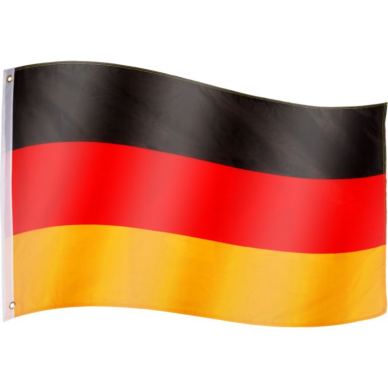 Vlajka Nemecko - 120 cm x 80 cm