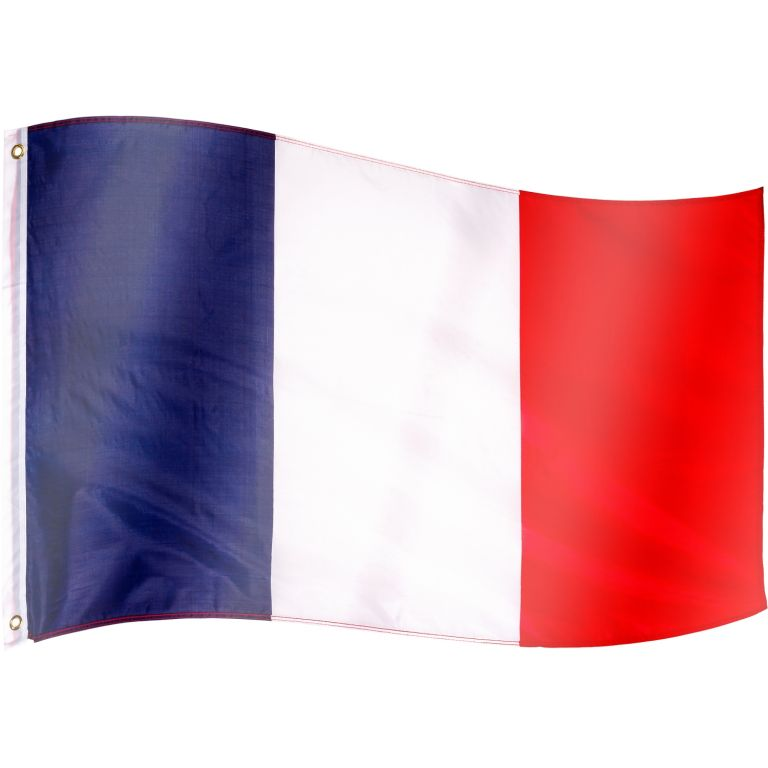 Vlajka Francúzsko - 120 cm x 80 cm