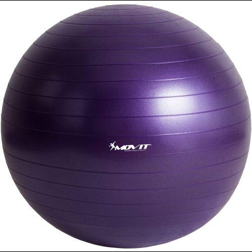 MOVIT 6335 Gymnastický míč - fialový, 75 cm