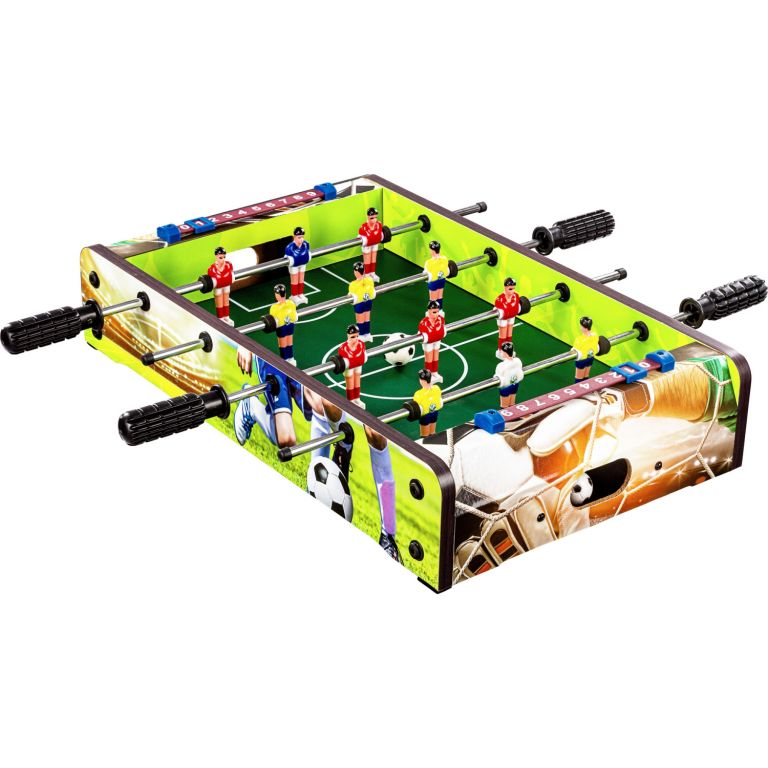 Mini stolný futbal 51 x 31 x 8 cm